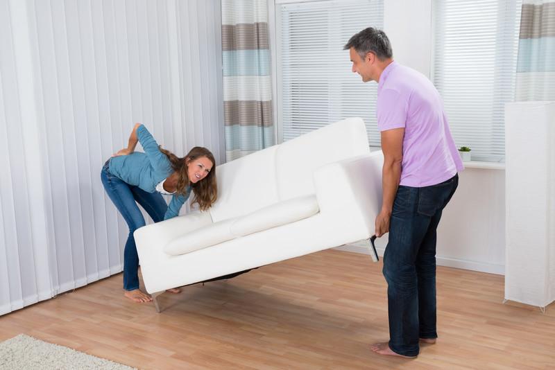 Move the Furniture
